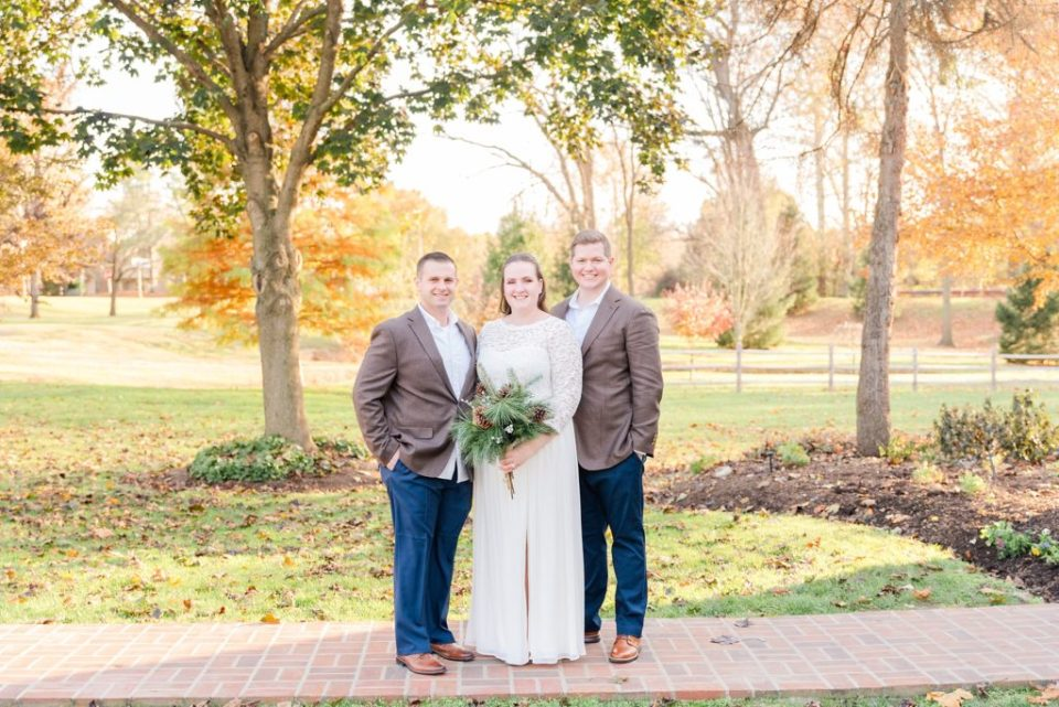 Duportail House wedding photographed by Renee Nicolo Photography