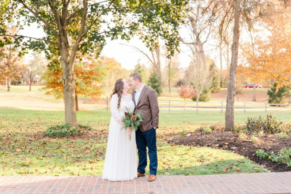 intimate Duportail House wedding photographed by Renee Nicolo Photography