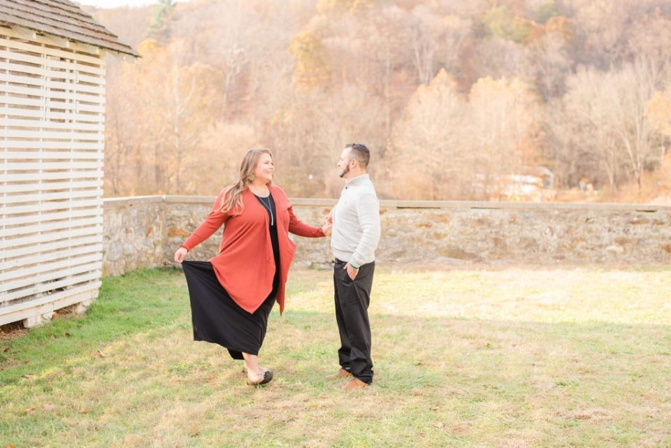 National Park engagement session with Renee Nicolo Photography