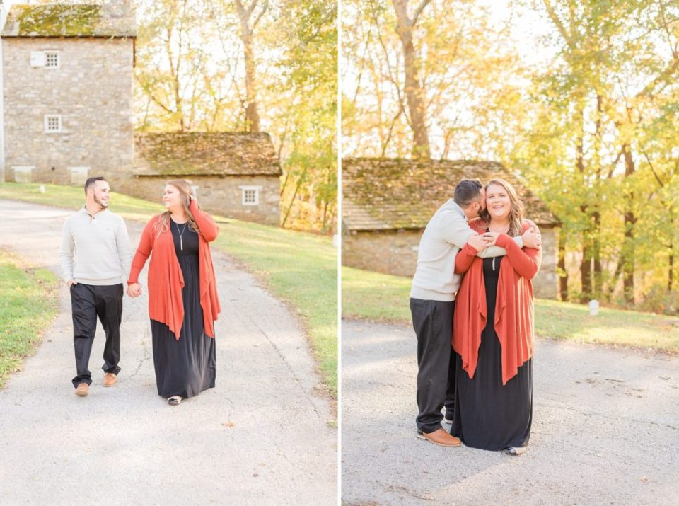 engagement phots by Renee Nicolo Photography in PA