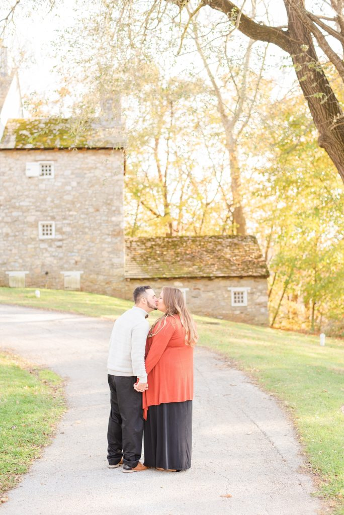 casual engagement session with Renee Nicolo Photography