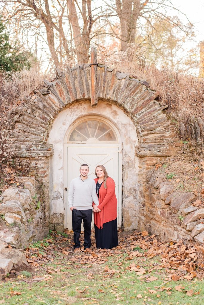 autumn engagement session inspiration with Renee Nicolo Photography