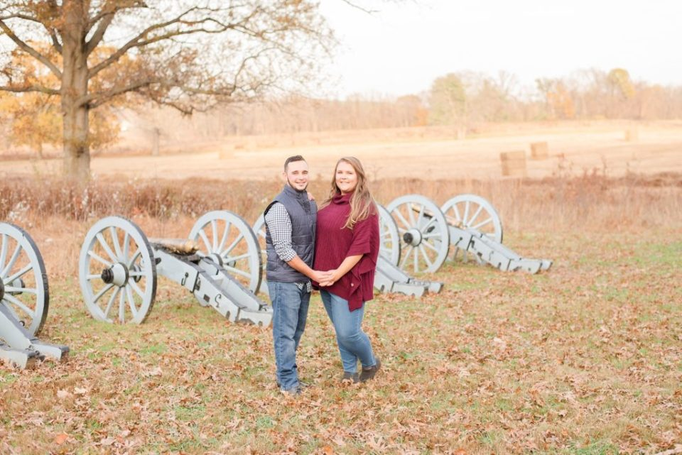 engagement photos by Renee Nicolo Photography in Valley Forge PA