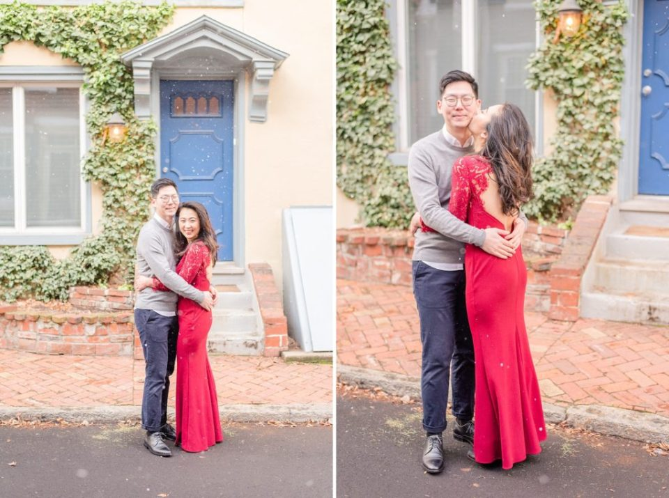 engagement session in Philadelphia with Renee Nicolo Photography
