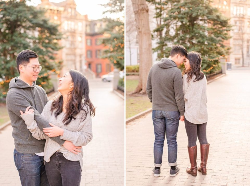 engagement photos in PA with Renee Nicolo Photography