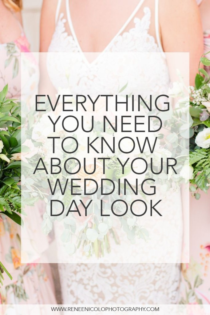 Everything you need to know about your wedding day look by Jazmin Rae, the Owner and master makeup artist of Jazmin Rae & Co. based in Philadelphia, PA