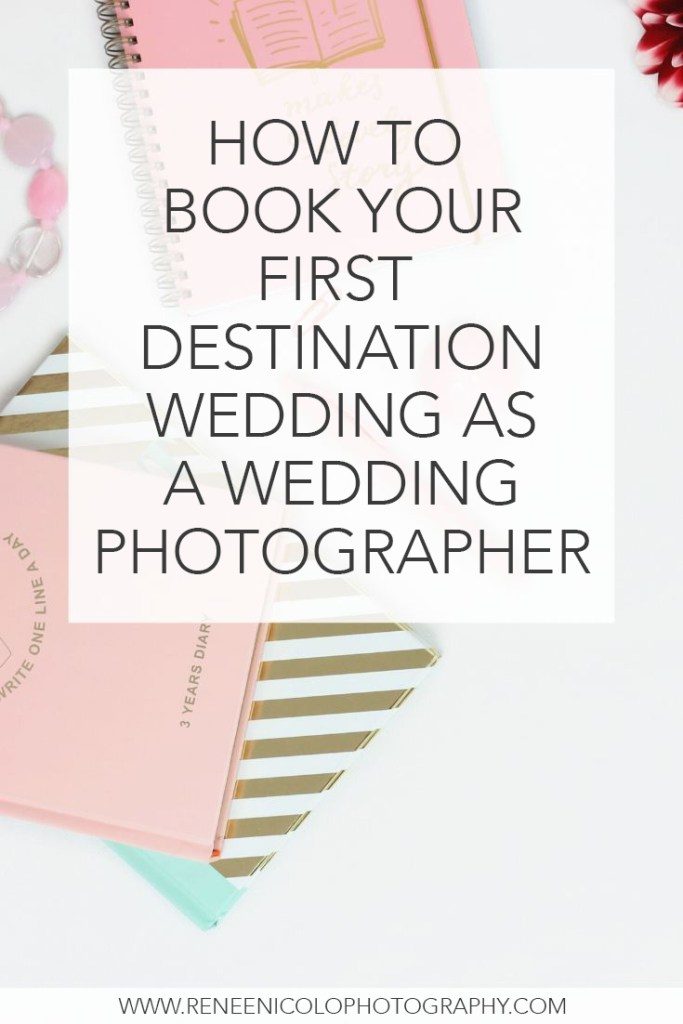 Tips to book your first destination wedding from Steph Cox is the owner & lead photographer of Hazel Lining Photography, guest blogger