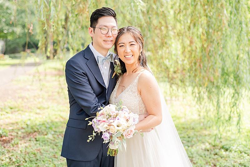 New Jersey wedding portraits by Renee Nicolo Photography