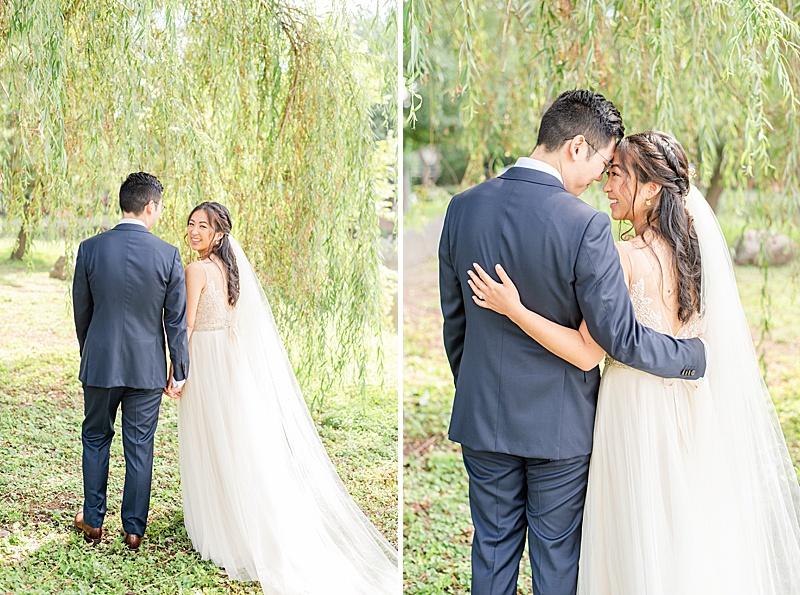classic wedding posing inspiration for New Jersey bride and groom