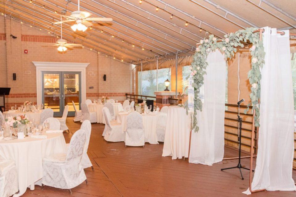 The Desmond Hotel Malvern wedding ceremony