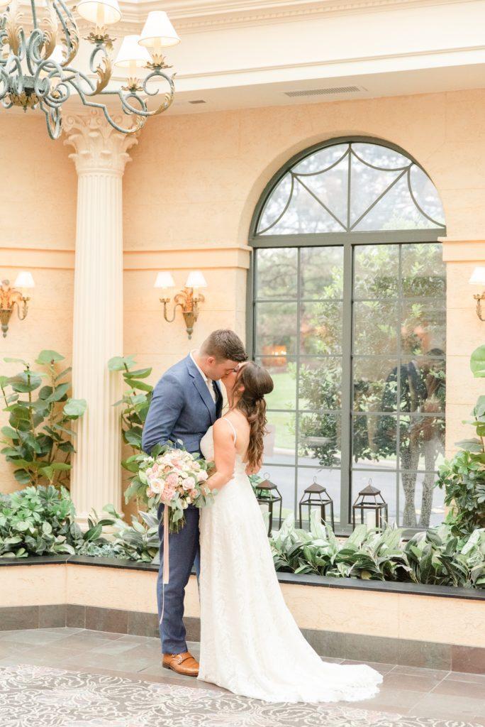 The Desmond Hotel wedding portraits
