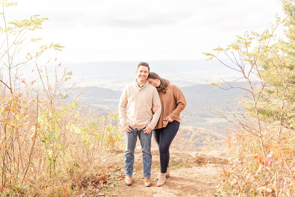engagement portraits in Virginia with Renee Nicolo Photography