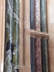 Inside The Gothic Church