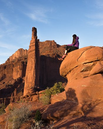 Top 10 Things To Do In Moab, Utah Fisher Towers Hike