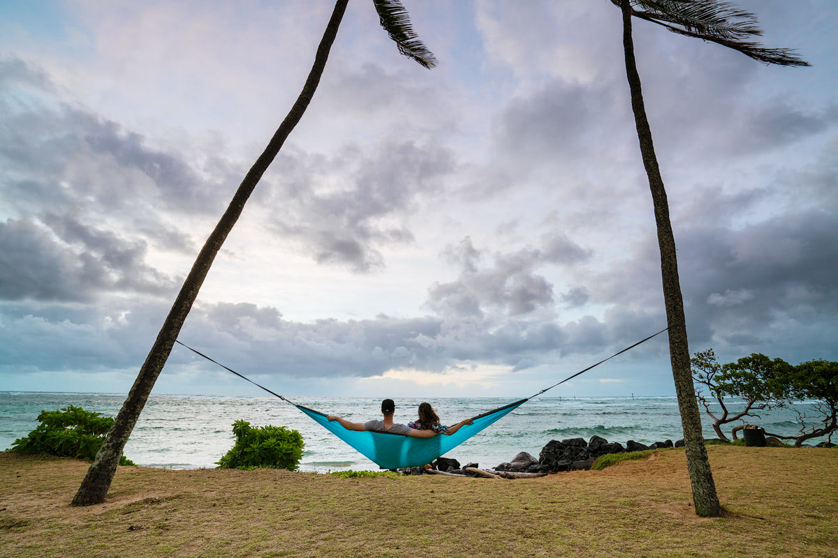Kauai-Trip-Report--Highlights-From-a-Week-In-Paradise-beach-hammock