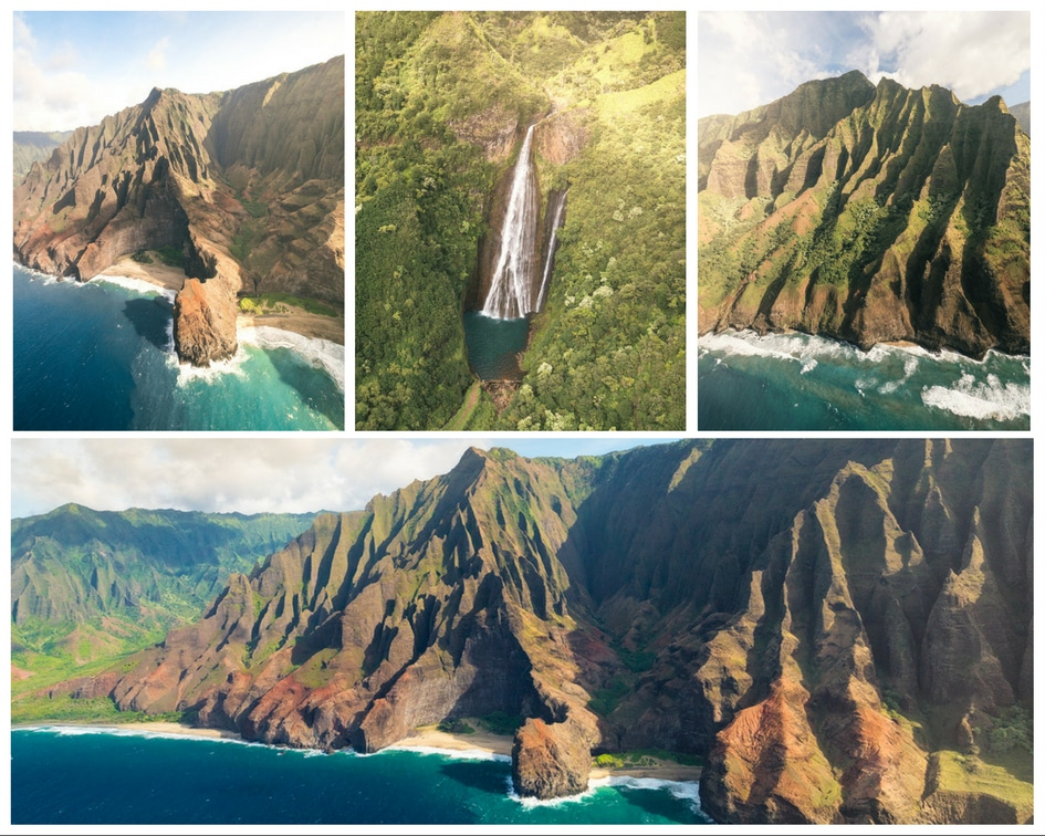 Kauai Heli Tour