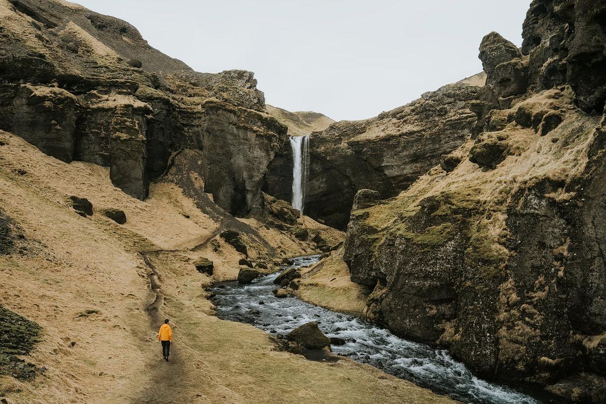 Iceland Kvernafoss - Renee Roaming