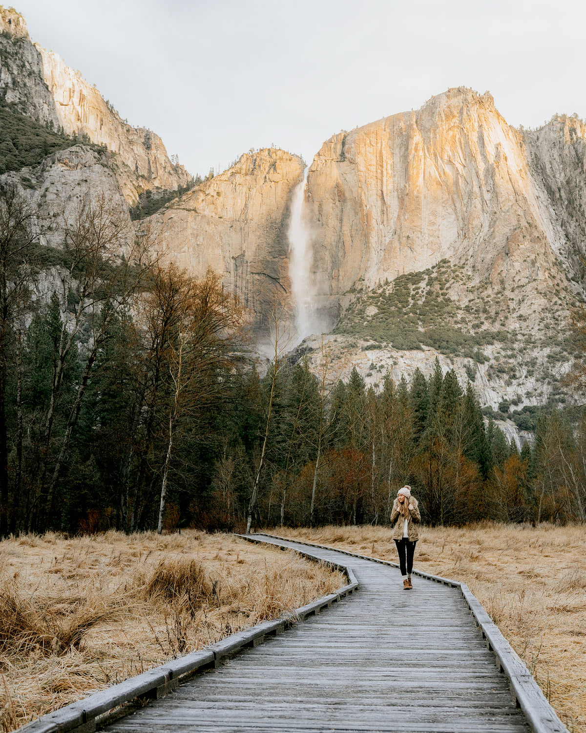 Renee Roaming WINTER CALIFORNIA ROAD TRIP – REDWOODS & YOSEMITE