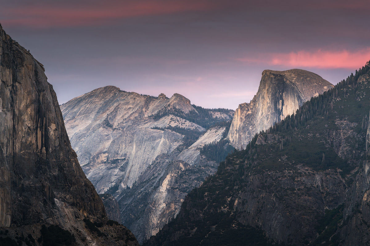 AMERICA'S NATIONAL PARKS – ALL 59 RANKED BEST TO WORST - YOSEMITE NATIONAL PARK