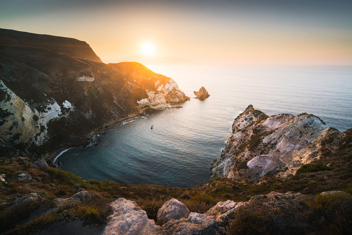 AMERICA'S NATIONAL PARKS – ALL 59 RANKED BEST TO WORST - CHANNEL ISLANDS NATIONAL PARK