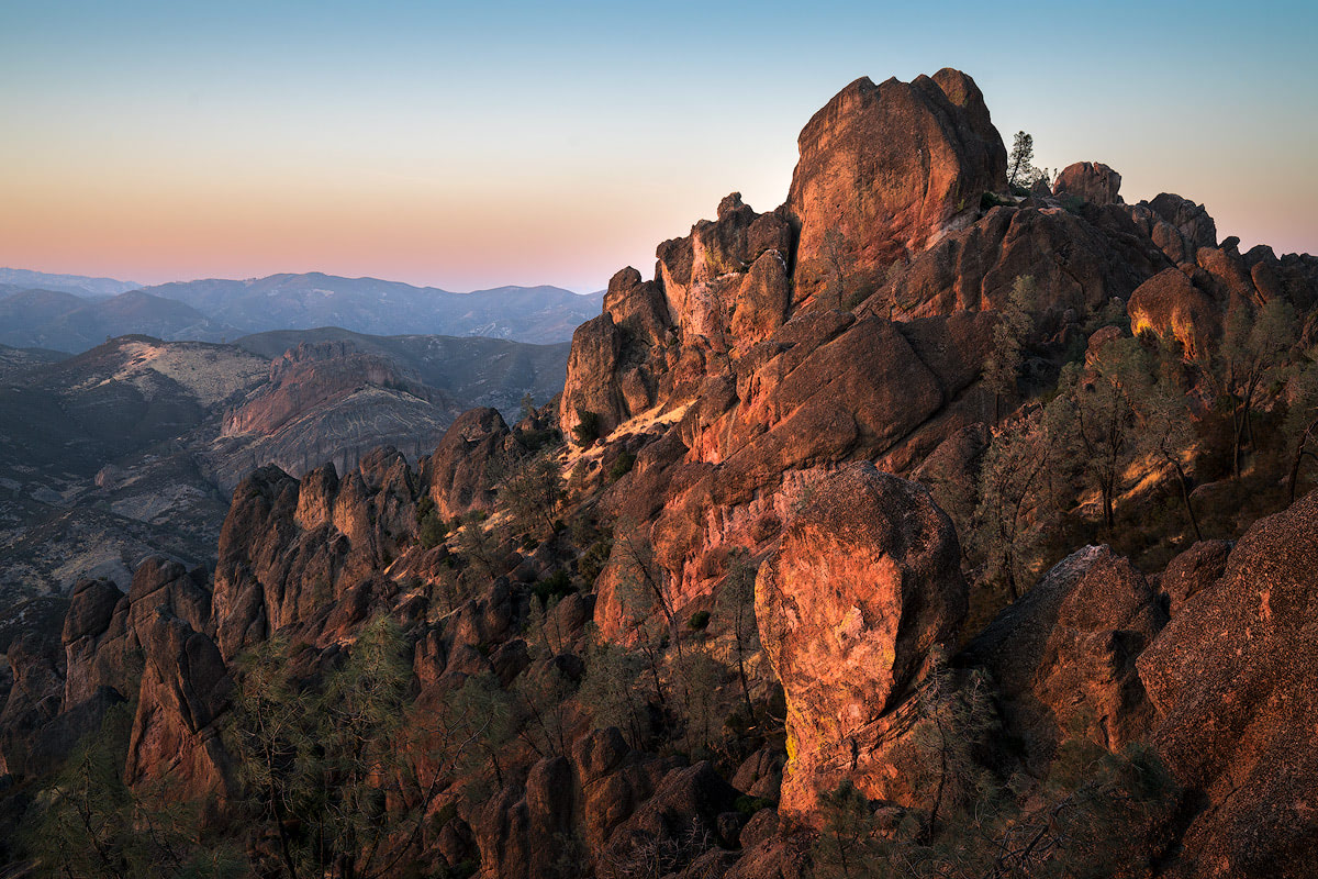 AMERICA'S NATIONAL PARKS – ALL 59 RANKED BEST TO WORST - PINNACLES NATIONAL PARK
