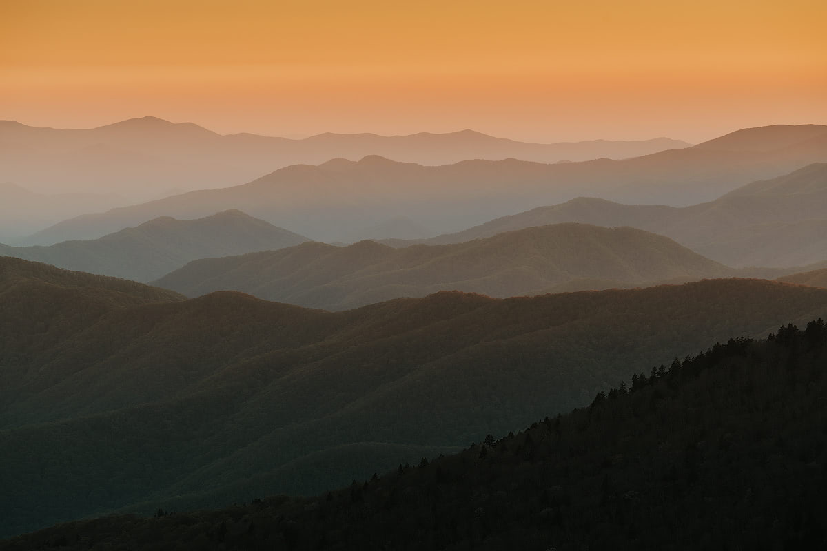 AMERICA'S NATIONAL PARKS – ALL 59 RANKED BEST TO WORST - GREAT SMOKY MOUNTAINS NATIONAL PARK