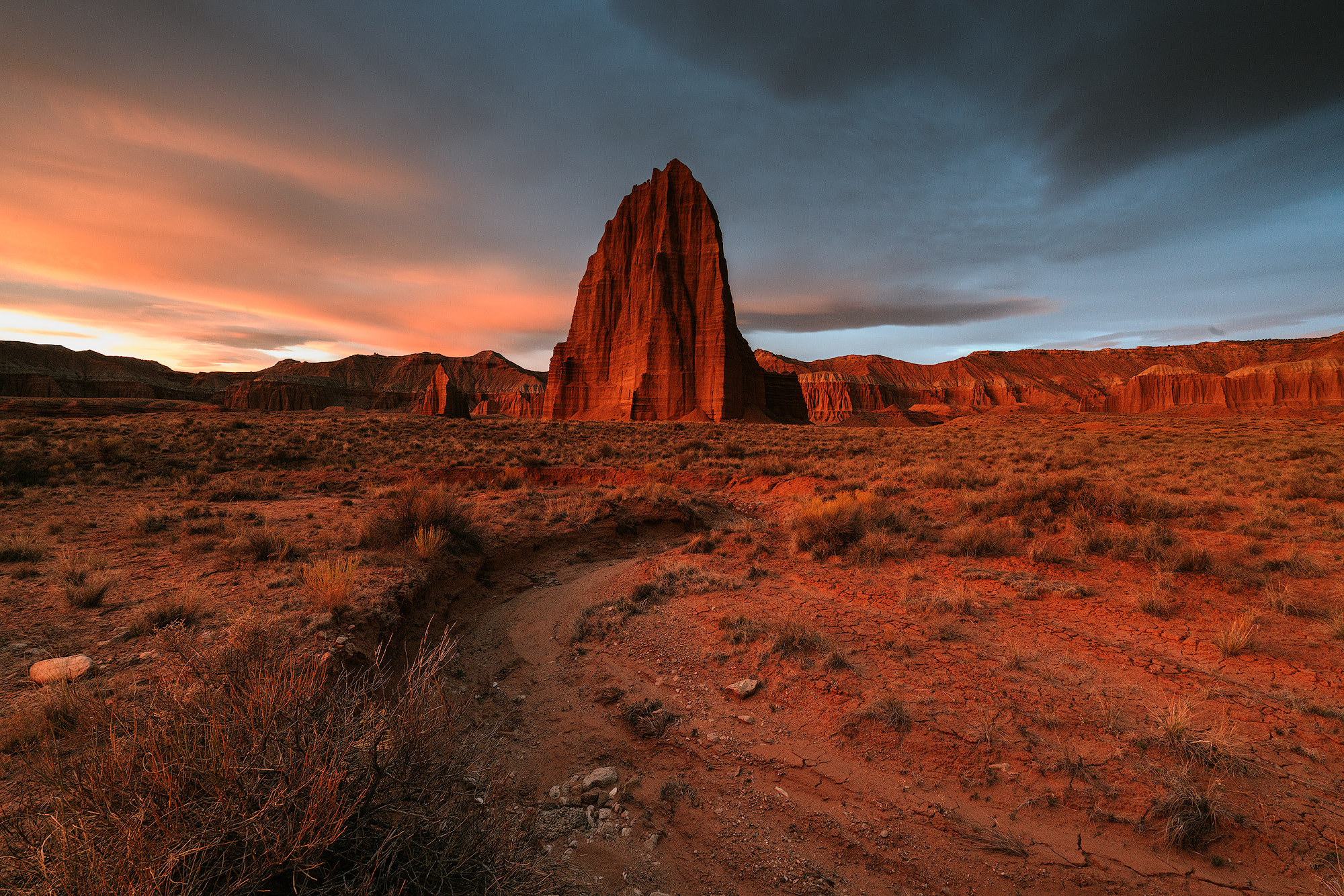 AMERICA'S NATIONAL PARKS – ALL 59 RANKED BEST TO WORST - CAPITAL REEF NATIONAL PARK