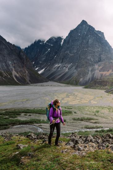 5-Epic-Alaska-Hiking-&-Backpacking-Adventures-Turquoise-Lake2-ReneeRoaming