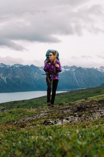 5-Epic-Alaska-Hiking-&-Backpacking-Adventures-Turquoise-Lake6-ReneeRoaming