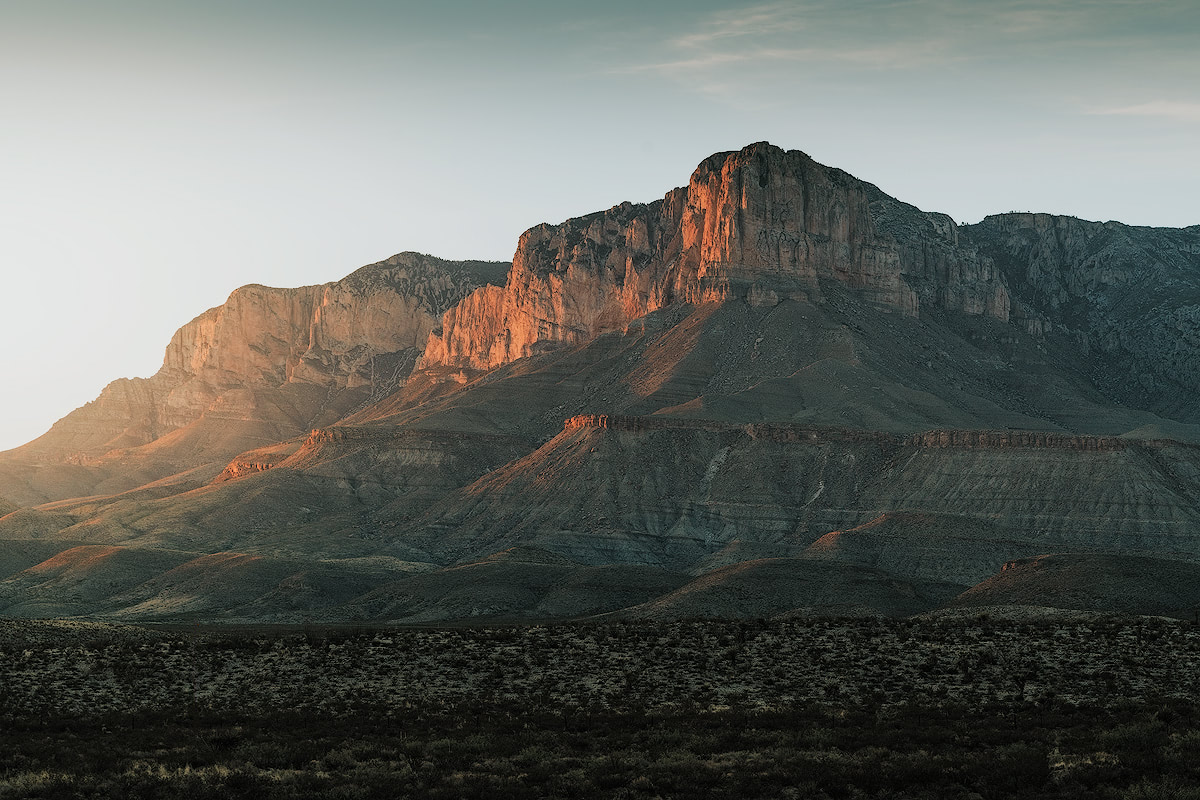 15 Least Crowded National Parks in the US - Guadalupe Mountains National Park - Renee Roaming
