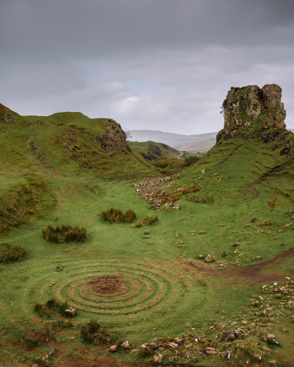 Epic Isle of Skye Photography Locations Renee Roaming Fairy Glen