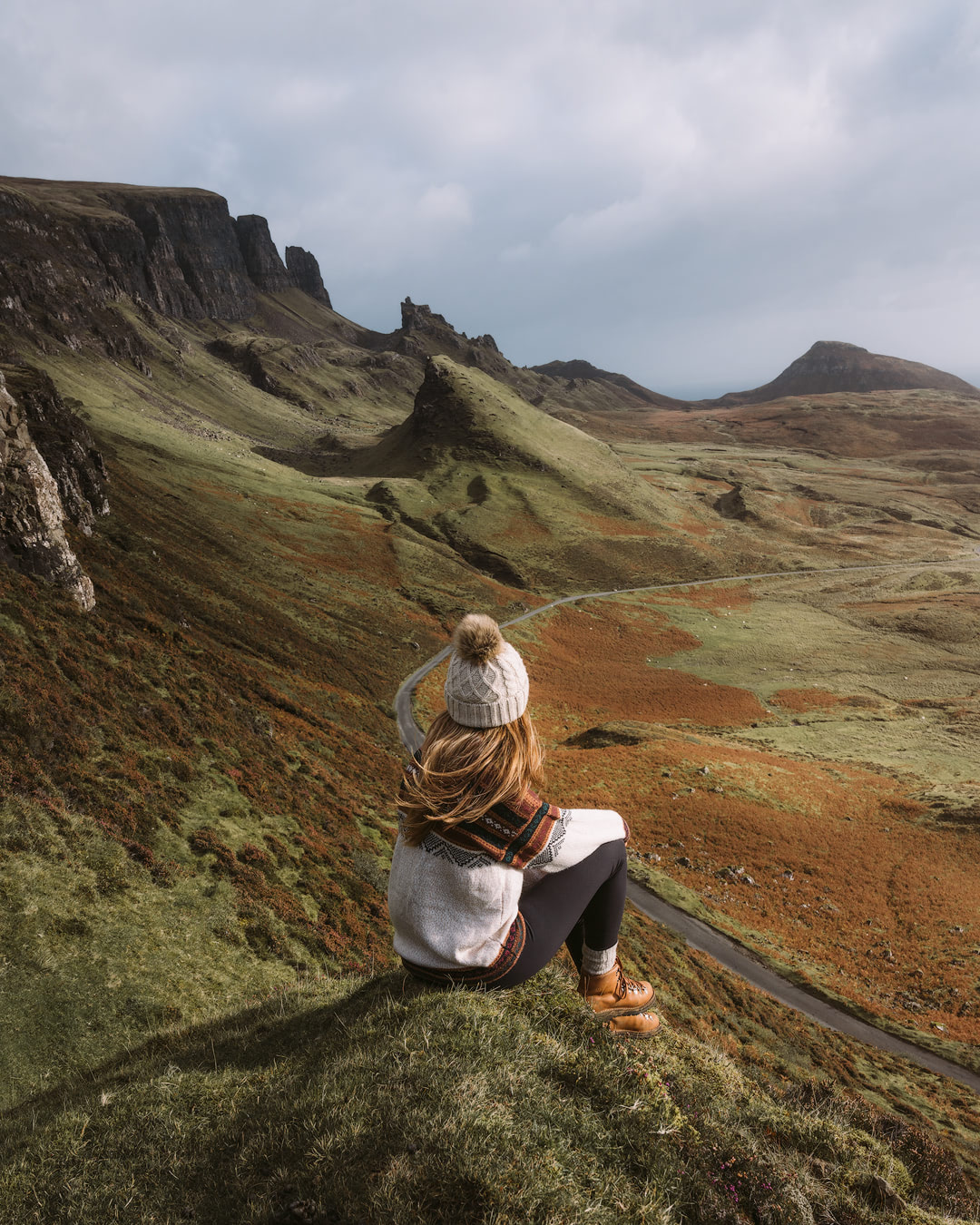 Epic Isle of Skye Photography Locations Renee Roaming Quiraing 2