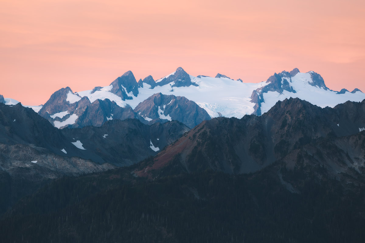 Olympic National Park Adventure Getaway 24 Hour Itinerary from Seattle Renee Roaming Hurricane Ridge Sunrise
