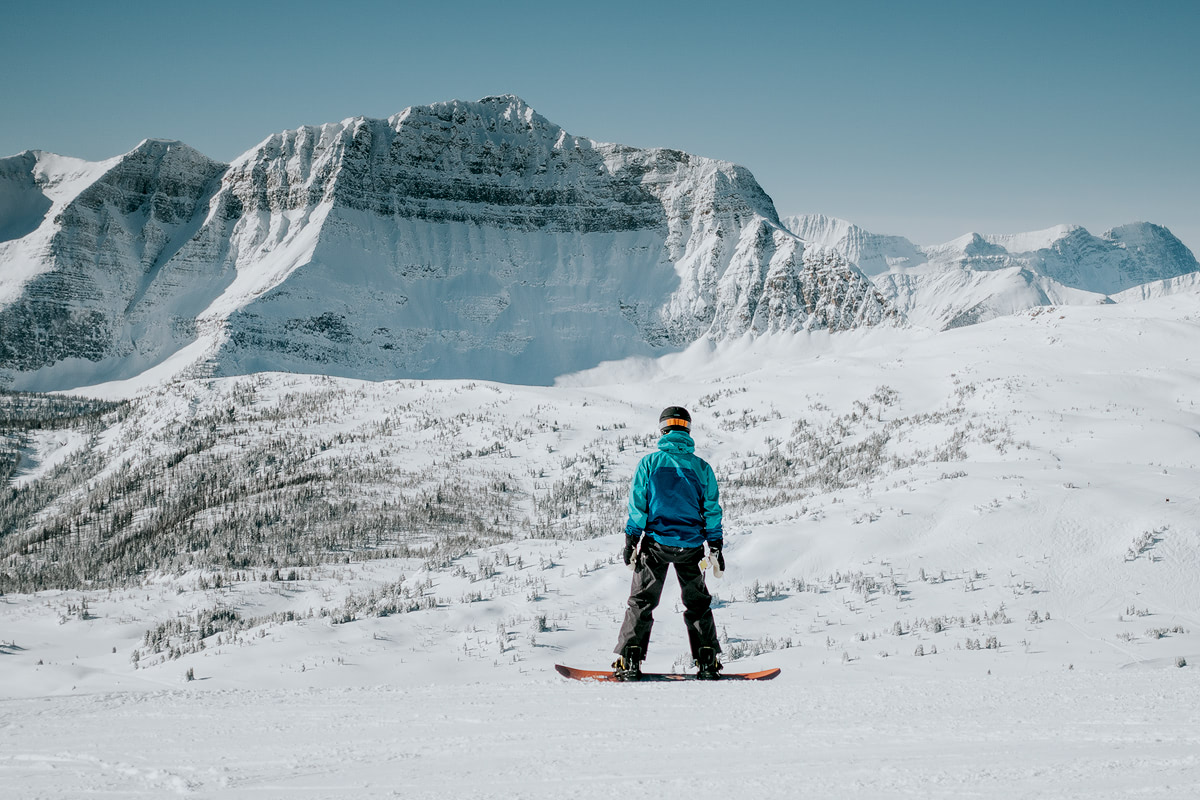 7 Magical Winter Outdoor Adventures For The Holidays - Backcountry - Renee Roaming - Snowboarding