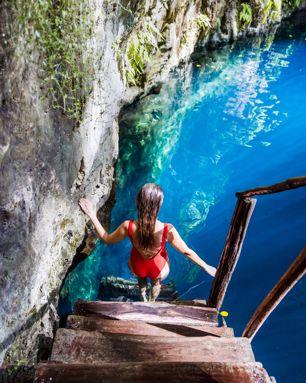 Make the Most of Your Trip to Tulum Mexico A Comprehensive Guide Oxman Cenote 2 Renee Roaming