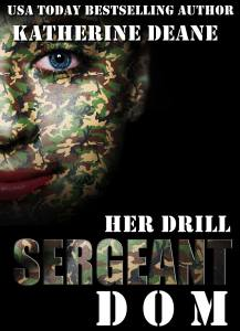 Her Drill Sergeant Dom Cover-KD