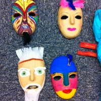Archetype Mask Making Workshop
