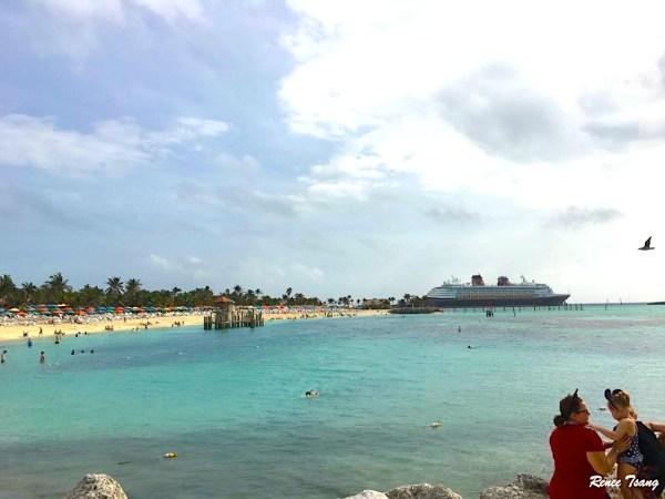 Disney's Castaway Cay Private Island Paradise