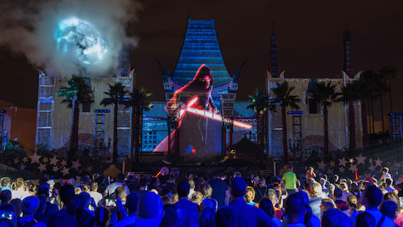 Star Wars: Galactic Nights at Hollywood Studios