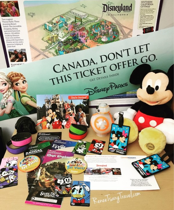 Disney deals – Canadian Resident Tickets offer for 2018!