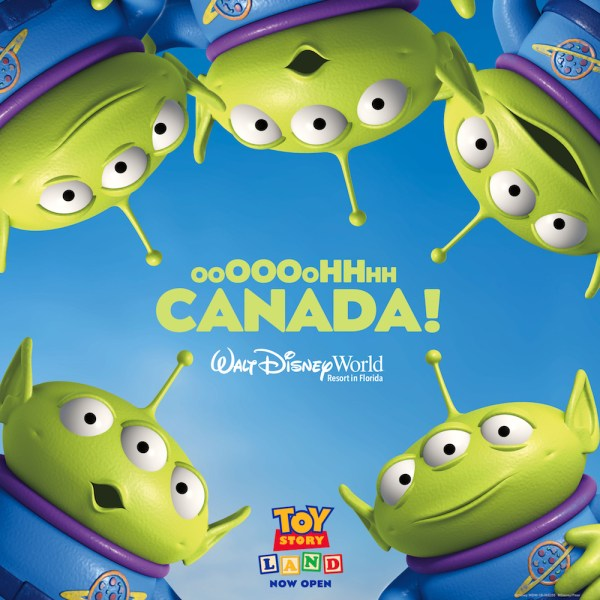 Disney Canadian Resident Ticket Offer 2018/2019