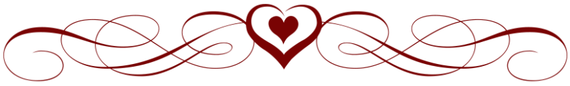Image result for valentine divider png
