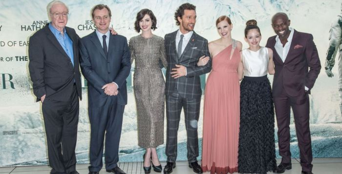 Interstellar Cast
