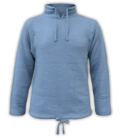 Renegade Club Unisex Fleece Pullover, womens sweatshirt, mens sweatshirt, nantucket soft fleece, indigo, blue