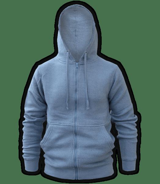 Renegade Club Full Zip Jacket nantucket fleece, womens fleece, mens fleece, unisex, soft fleece, indigo, blue