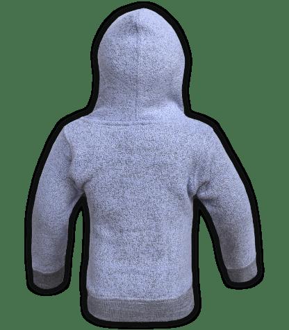 renegade-club-kids-jacket-nantucket-fleece-infant-toddler-fleece jacket, full zip, purple, lavender, back