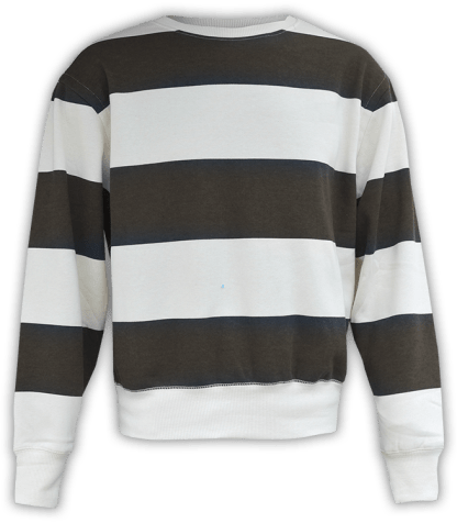 mens-resort-stop-rugby-crewneck-sweatshirt-renegade-club-closeouts-charcoal-brown