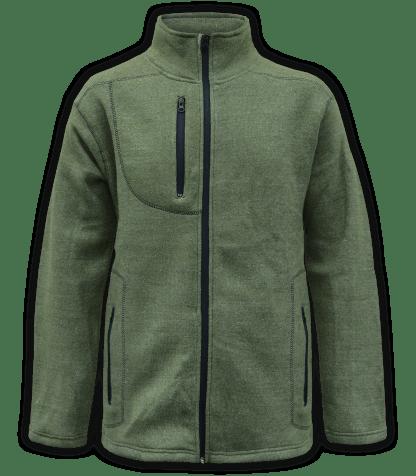 Renegade club unisex fleece jacket, full zip, nantucket soft fleece, mens jacket, womens jacket, olive, green