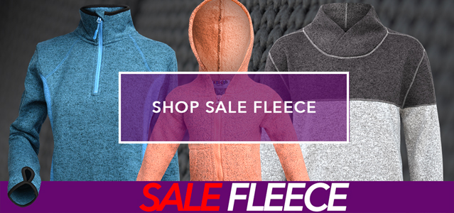Shop Sale Wholesale Fleece Banner