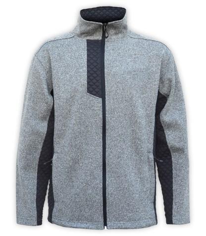new coarse weave fleece, mens jacket, 3d fleece, black renegade club blank for emboidery